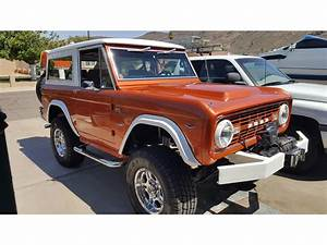1972 Ford Bronco for Sale | ClassicCars.com | CC-888071