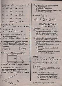 Bece Past Questions  Answers  U0026 Info   2018