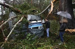 dead  northern california hit  massive storms