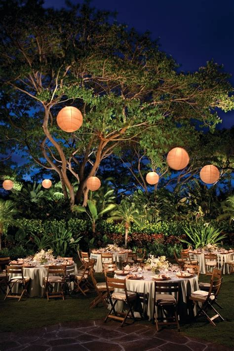20 inspirational night wedding ideas starry night decor