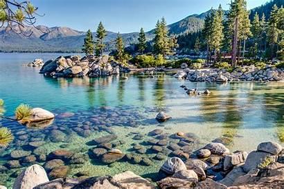 Tahoe Nevada Lake State Park Harbor Sand