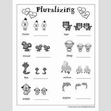Language Arts Review Worksheets  Woo! Jr Kids Activities