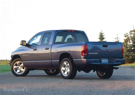 dodge ram  picture  truck review