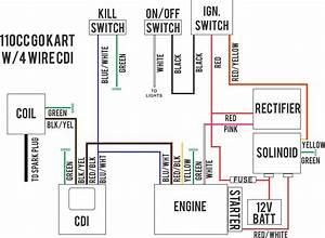 Pocket Bike Wiring Diagram 49cc
