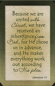 Ephesians 1 11