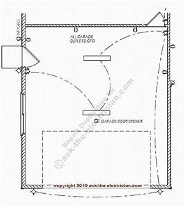 Domestic Garage Wiring Diagram