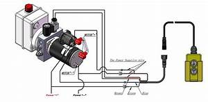 Barnes Hydraulic Pump Wiring Diagram For