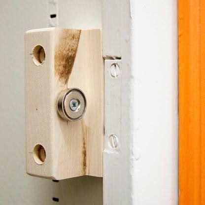 Magnetic Closet Door magnetic closure for closet door magnet applications