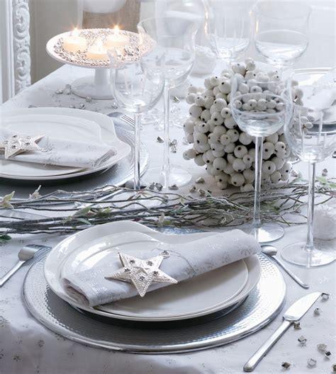 Tischdeko Weihnachten Weiß Silber by Wei 223 E Weihnachten Tolle Weihnachtszeit Im Westwing Magazin
