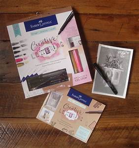 lisalounge faber castell creative lettering kit lisalounge With faber castell hand lettering kit