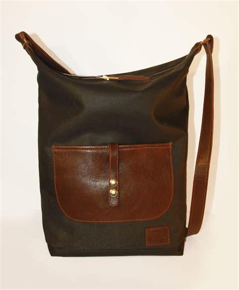 2017 Finalist Linda Baumane Scavenger | Handbag, Bags, Leather