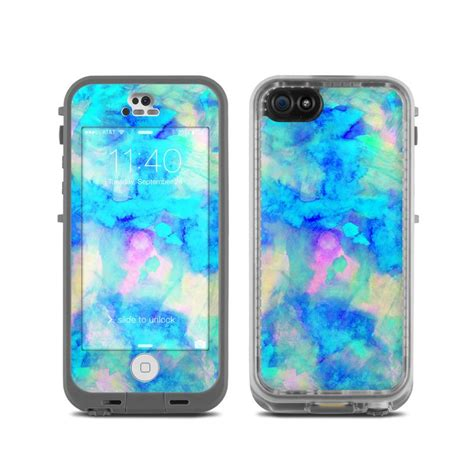 iphone 5c cases lifeproof lifeproof iphone 5c fre skin electrify blue by