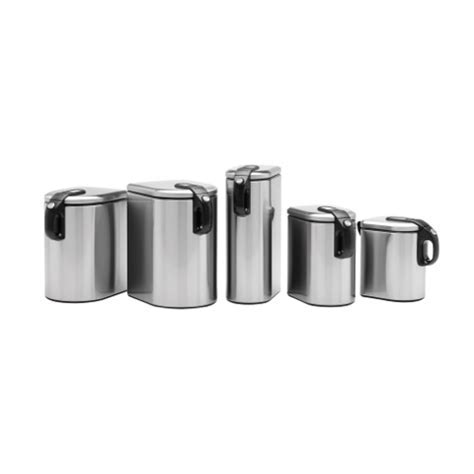 Food and Product Reviews   simplehuman Slim Canisters