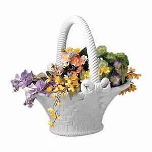 Blumentöpfe Aus Stein : pflanzkorb cavezza pflanzgef e pflanztr ge schalen ~ Lizthompson.info Haus und Dekorationen