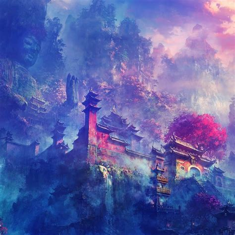 Oriental Collections Wallpaper