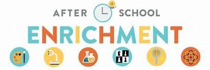 Enrichment Programs Banner Week 20th August Elementary