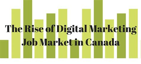 marketing courses canada the rise of digital marketing market in canada