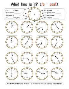 grade  maths worksheets  time problems  answer key
