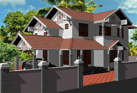 2000 sq ft house design for middle class house style and plans
