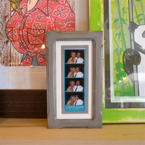 picture frame   photo booth strip