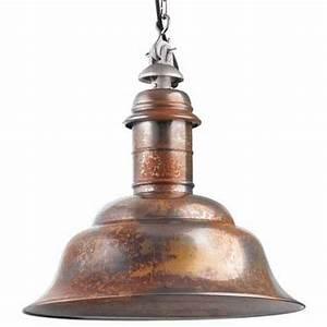 Lampe Industrie Look : uriger look bolich fabriklampe mit echter rost patina casa lumi ~ Markanthonyermac.com Haus und Dekorationen