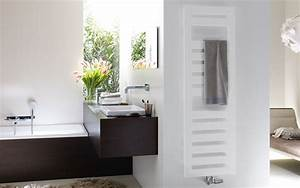 Seche Serviette Salle De Bain : s che serviette soufflant blanc dans salle de bain design ~ Edinachiropracticcenter.com Idées de Décoration