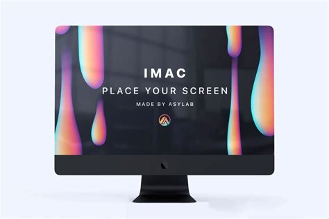 Choose any free psd mockups you like for your projects and inspiration! Download This Free iMac Mockup in PSD - Designhooks