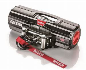 Warn 101145 Axon 45 Atv  Utv Winch  Lifetime Warranty