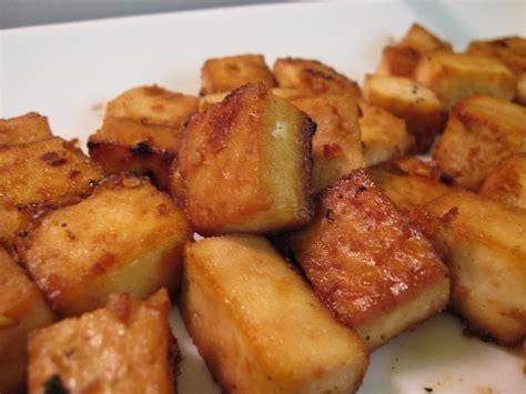 baked tofu easy baked tofu recipe dishmaps