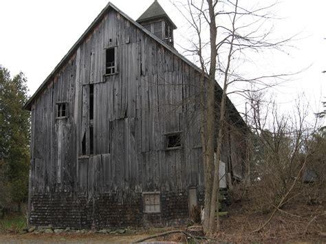 Gray Barn by Animal Instinct Gray Barn Gray Day