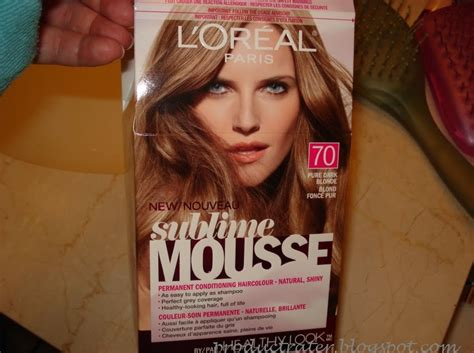 L'oreal Sublime Mousse Hair Coloring