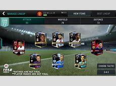 FIFA Mobile es la propuesta de fútbol de EA para móviles