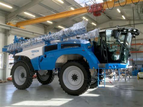 Tiekamies Agritechnika izstādē