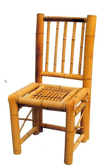 Bamboo Chairs & Tables
