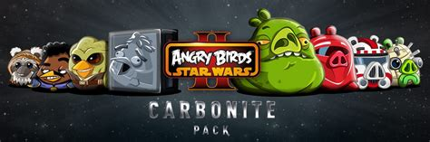 carbonite characters  angry birds star wars ii update