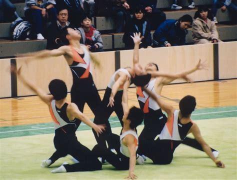 men rhythmic gymnastics