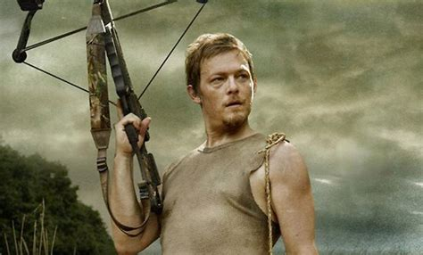 """Norman Reedus Chats About The Upcoming Season Of """"the"""