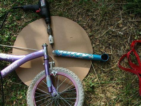 office chair bike makezilla