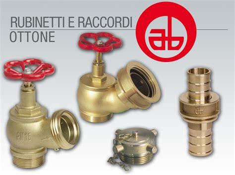Raccordi Per Rubinetti by Rubinetti Idrante E Raccordi Ottone