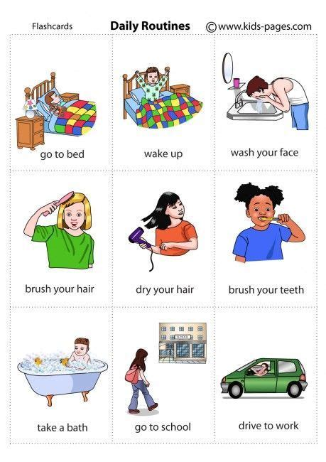 flashcards en anglais flashcards english vocabulary