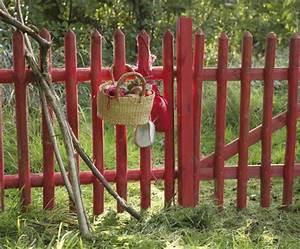 Barriere Pour Jardin : barriere bois pour jardin cloture leroy merlin idmaison ~ Preciouscoupons.com Idées de Décoration