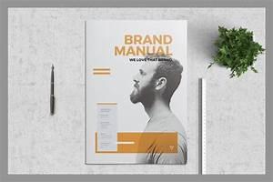 Brand Manual  Minimal  Bundle Download        1 Envato