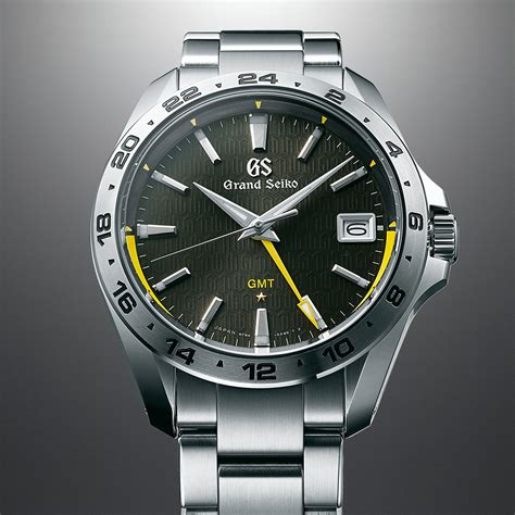 grand seiko introduces   quartz gmt sjx watches