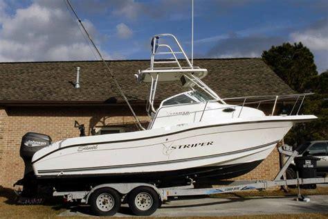 Striper Boats by Sold 23 Wa Seaswirl Striper 22 500 The Hull