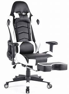 Gamer Stuhl Mit Boxen : best computer gaming chair under 100 200 dollars 2018 chains to gains ~ Frokenaadalensverden.com Haus und Dekorationen