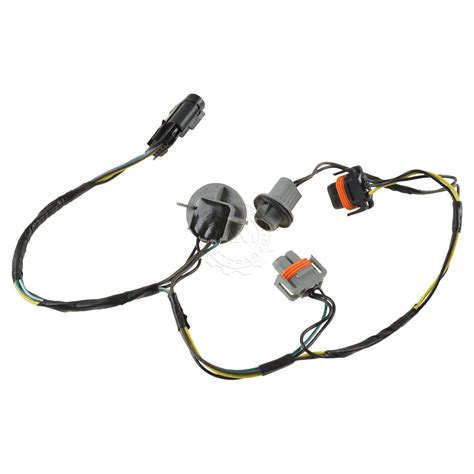 Oem Headlight Wiring Harness Side For