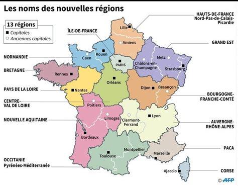 Carte du relief de la france en 3d. Ce que signifie le nom des nouvelles régions | Carte des ...