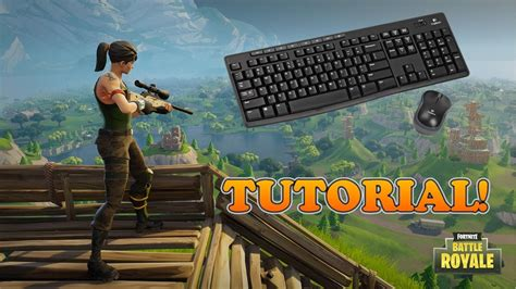 play fortnite  mouse  keyboard  ps easy