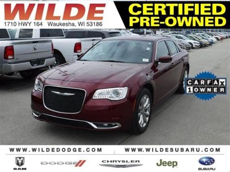 Wilde Chrysler by Used Car Of The Week Certified Pre Owned 2016 Chrysler