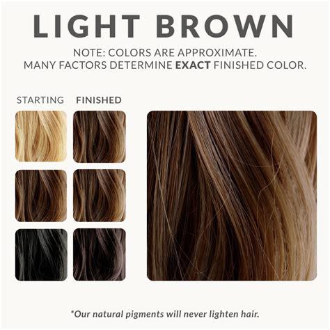 light brown hair color for dark hair light brown henna hair dye henna color lab henna hair dye